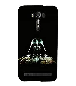 printtech Army Masked Man Back Case Cover for Asus Zenfone Go::Asus Zenfone Go ZC500TG