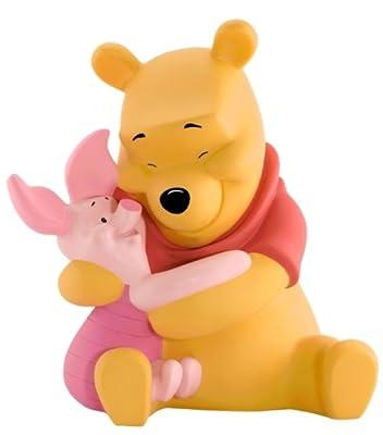 Nachttischleuchte Winnie Pooh Bär 3D von Spearmark