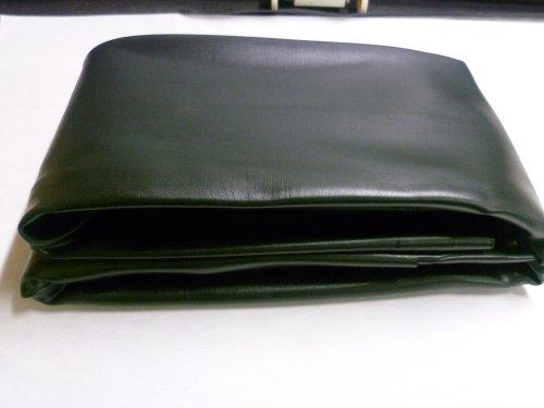 Teichfolie Gartenteichfolie 1,0mm schwarz Folie für den Gartenteich Teichbau verschiedene Abmaße … (1m lang, schwarz 2m breit) - 3