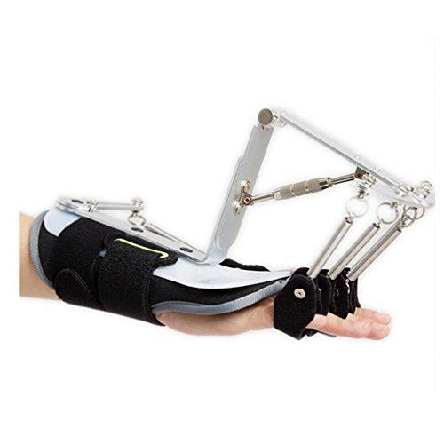 LL-Dispositif de réadaptation d'orthèse de poignet réglable d'orthographe de poignet pour l'infarctus cérébral Thrombose hémiplégique d'accident vasculaire cérébral