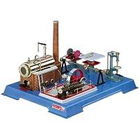 Wilesco D 161 - Maqueta de máquina de vapor con taller