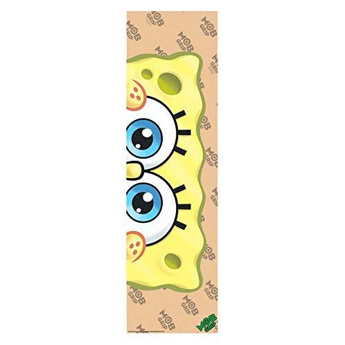 MOB GRIP x Spongebob Squarepants Skateboard Griptape Eyeballs (Clear)