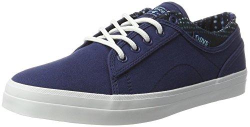 404cc3aa330dbe DVS Shoes Women s Aversa WOS Slippers Blue Size  7 UK