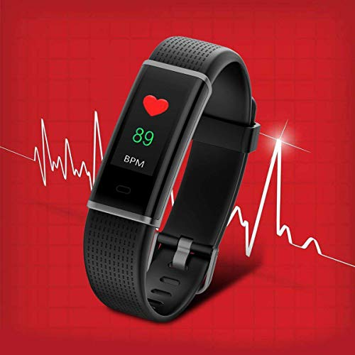 Zoom IMG-1 hetp fitness tracker impermeabile ip68