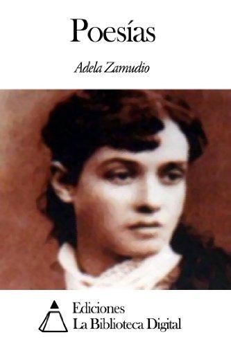 Poesías par  Adela Zamudio