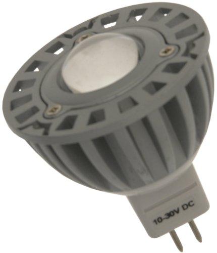 Preisvergleich Produktbild Lumo F2553 LED 1 MR16 Halogenlampe,  Warm weiß