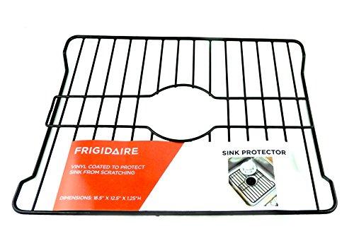 Frigidaire Marke Vinyl beschichtet Spüle Displayschutzfolie vermeiden Kratzen 41,9x 31,8x 3,2cm H Medium (Rubbermaid Protector)
