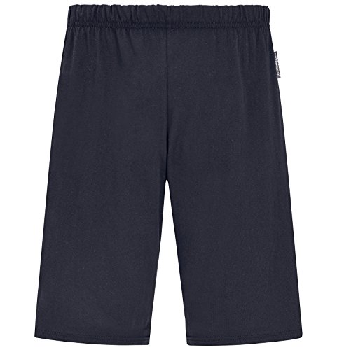 Pique V-ausschnitt Jersey (JAN VANDERSTORM Herren Kurzer Schlafanzug BOTHI in Übergröße | Große Größen | Plus Size | Big Size | XL XXL XXXL 4XL 5XL 6XL 7XL 8XL 9XL 10XL)