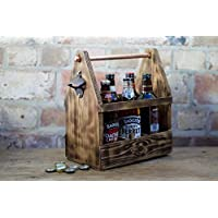 Wooden Beer Crate/Tote