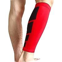 lmeno Kompressionsstrümpfe, 1Paar, Beinschutz beim Sport, Unisex, atmungsaktiv, ohne Fuß, Größe M/L/XL. preisvergleich bei billige-tabletten.eu