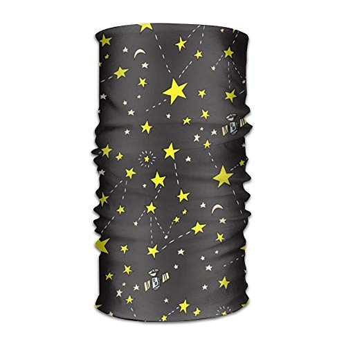 Connection-schal (Dress rei Star Connection Unisex Sports Variety Scarf Head Scarf)