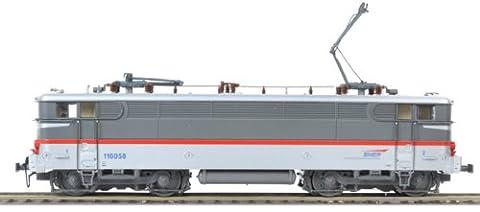 Roco - R72463 - Modélisme Ferroviaire - Locomotive Electrique BB 16000 Son SNCF HO