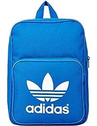 2b2825c2d468a adidas Originals Mini Backpack Vintage Rucksack kleine Tasche Blau Weiß