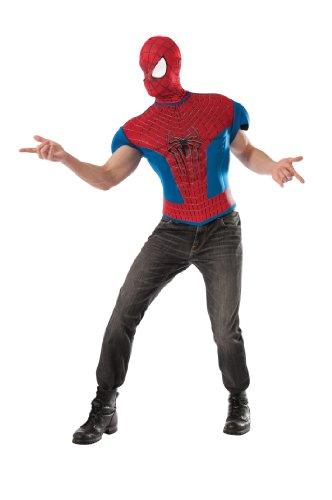 Rubie's Disguise Kit The Amazing Spiderman 2 muskulösen Männer