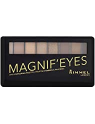 Rimmel Magnif'Eyes Palette Ombre à Paupières Keep Calm And Wear Gold 7 g