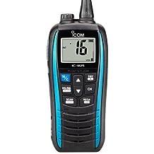 Icom IC-M25 euros VHF, color Azul - azul