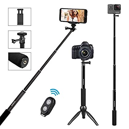 Bluetooth Selfie Stick,Professional Extensible Support2