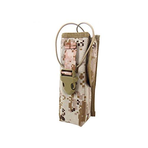 ZYT Multi-Funktions-Sprechanlage Taschen 3P Geldbörsen im freien Freizeitsport für Männer und Frauen klein Werkzeug-Zubehör-kit Camouflage
