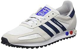 scarpe trainer adidas bianca