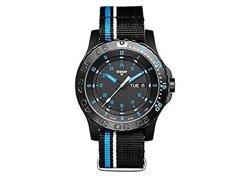 Traser H3 Traser Blue Infinity Herrenuhr 105545