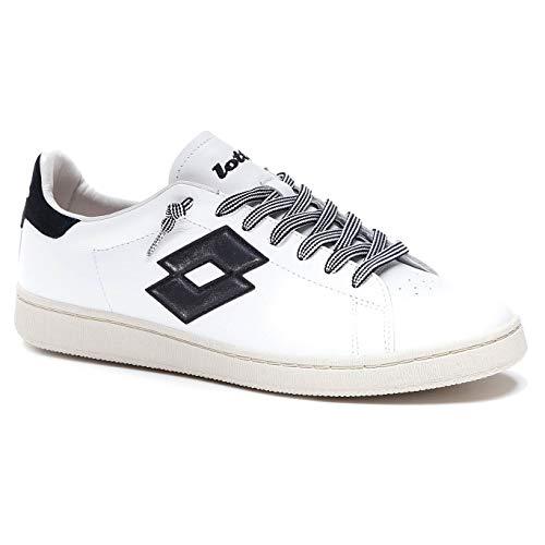 Lotto Leggenda L58223-24W Sneaker Uomo Bianco 41