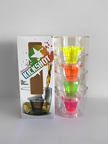 ack: Perfect for presents, parties, drinking games, also known as Jager Bomb cups (Jager Bomb Cups)