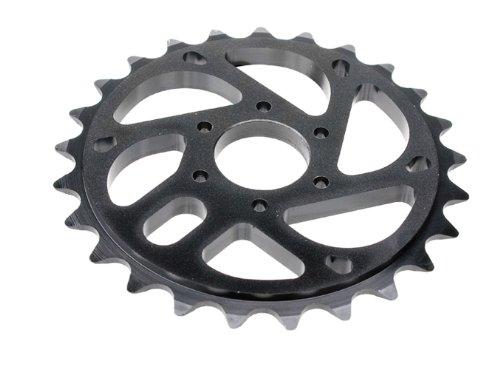 KHE Uni Kettenblatt Rotor 25t, schwarz, 25 Zähne, 3215-025-02