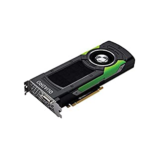 PNY QUADRO VCQP6000-PB Carte Graphique P6000 Nvidia 24 GB (B01M0S2FKR) | Amazon price tracker / tracking, Amazon price history charts, Amazon price watches, Amazon price drop alerts