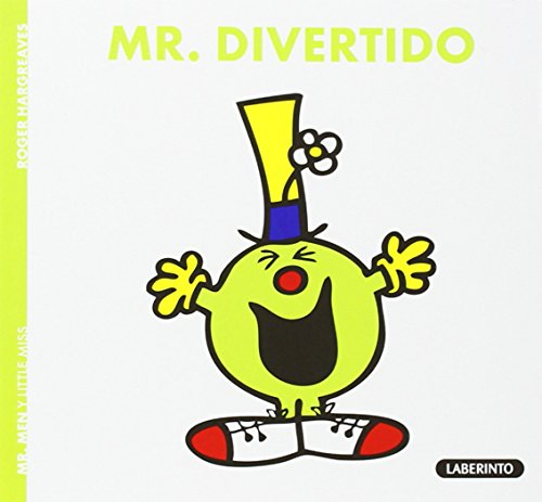 MR. DIVERTIDO - LABERINTO por Roger Hargreaves