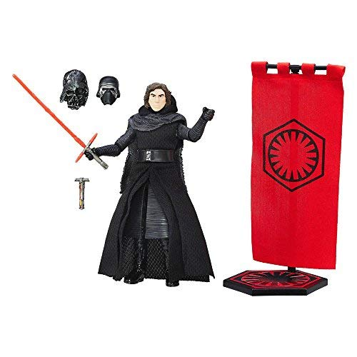 Star Wars Episode VII Black Series Action Figure Kylo Ren 2016 Exclusive 15 cm Hasbro Figures