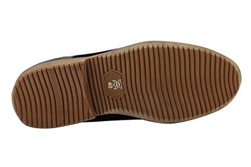 Xposed - Stivali Desert Boots uomo Black
