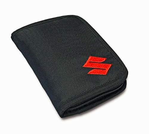 Suzuki - Cartera, Color Negro
