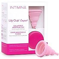 INTIMINA Lily cup compact copa menstrual talla A caja 1 ud