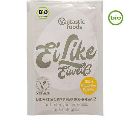 Vantastic Foods EiLike Eiweiß-Ersatz Bio Vegan, 6x5g