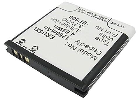 Batterie pour Sony Ericsson Vivaz Xperia X8 Xperia Mini Pro Xperia Active (1200mAh) EP500