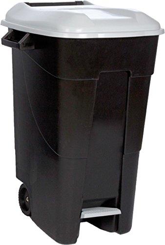 Tayg - Contenedor de residuos Eco Tayg 120 l. GR. C/ pedal