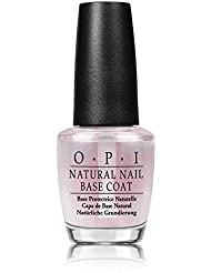 OPI - Natural Nail Base Coat - Qualité professionnelle - 15 ml