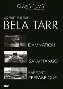Coffret Prestige Béla Tarr