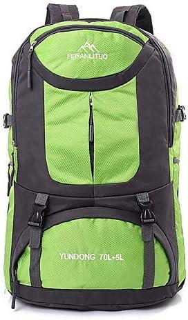 AWSAYS 65L L Zaini Zaini Zaini da Escursionismo Campeggio e Hiking Scalata All'aperto Multifunzione verde Rosso   Nero Blu   Arancione Nylon No, arancia | Conveniente  | Imballaggio elegante e stabile  ba6a7c