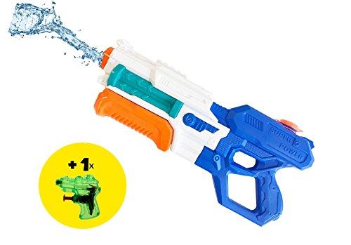 Pistola de pulverización XXL, Pistola de agua TK 7500 con el depósito extra grande