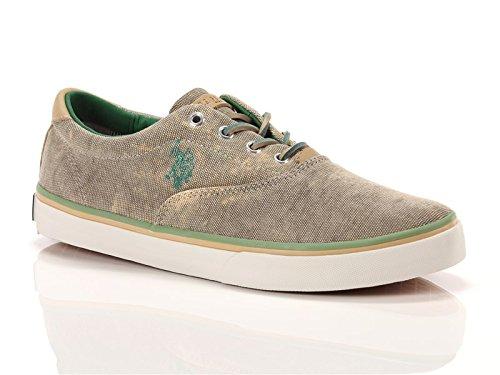 us-polo-association-herren-sneaker-grau-grigio-verde-militare-gre-43