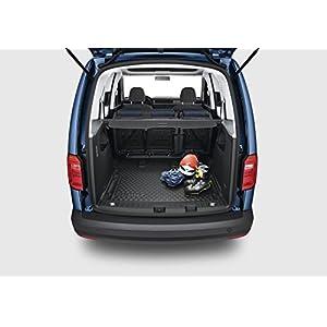 Gepäckraumschale Original VW Caddy 5-7 Sitzer Kofferraum Schale Life/PKW
