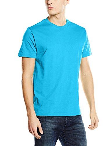 Stedman Apparel Herren Regular Fit T-Shirt Ozeanblau