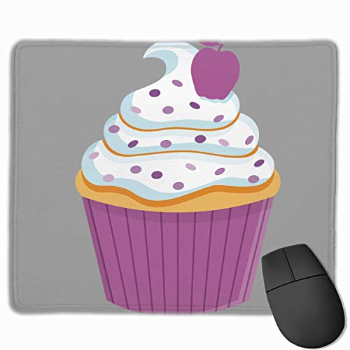 Painting Non-Slip Rubber Mouse Mat Mouse Pad for Desktops, Computer, PC and Laptops 9.8 X 11.8 inch (25x30cm) ()