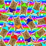 Birthday Pants - Meerschweinchen - Geschenkpapier
