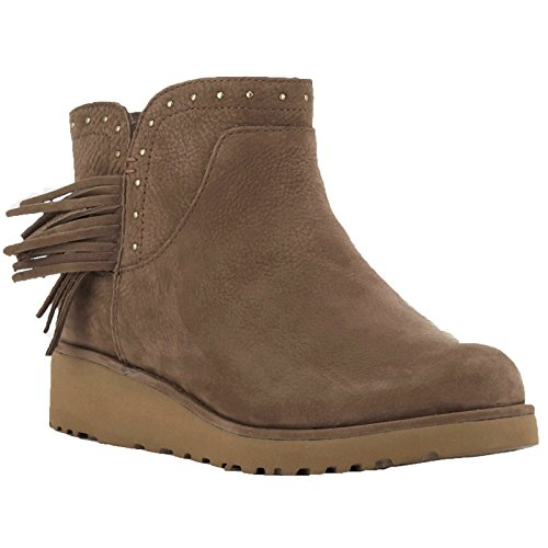 UGG Australia Womens Cindy Leather Boots