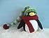 Knit Penguin Pattern
