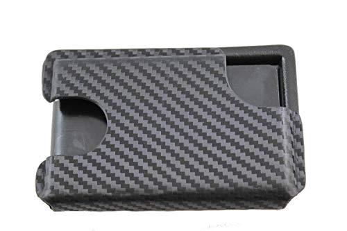 Multi Holster BMT 2.0mit Geld Clip minimalistisch Kydex® Wallet, Schwarz Original Holster Clip