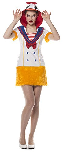 tüm Ente Entenkleid Gr.40 (Donald Duck-kostüm Erwachsene)