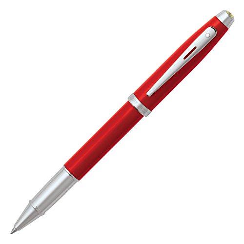 sheaffer-ferrari-100-rosso-corsa-roller-ball-pen